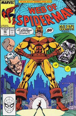 Web of Spider-Man Vol. 1 (1985-1995) (Comic-book) #60