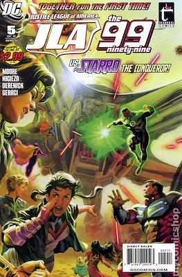 JLA / The 99 (2010) (Comic Book) #5