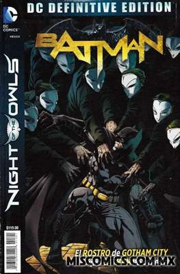 DC Definitive Edition (Rústica) #3