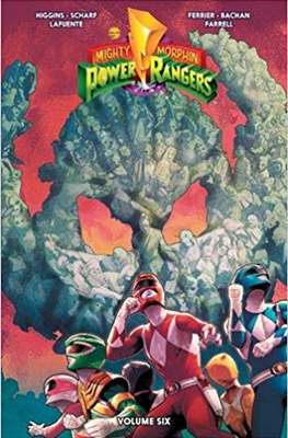 Mighty Morphin Power Rangers (Trade Paperback) #6