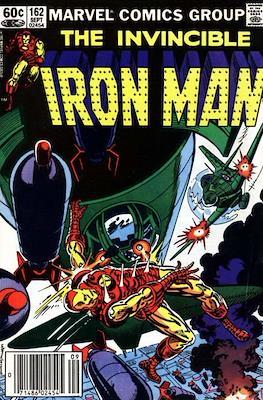 Iron Man Vol. 1 (1968-1996) (Comic book) #162