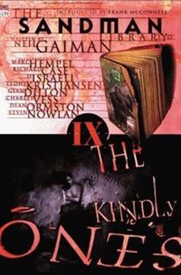 The Sandman Library (Hardcover) #10