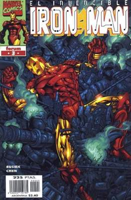 Iron Man Vol. 4 (1998-2000) #3