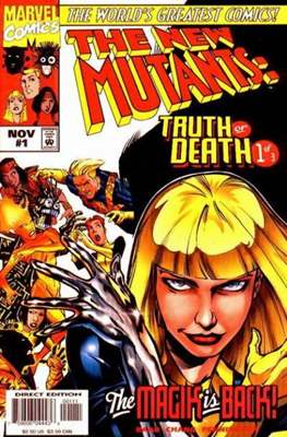 The New Mutants: Truth or Death (Grapa) #1