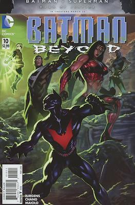 Batman Beyond (Vol 5 2015-2016) #10