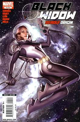 Black Widow: Deadly Origin (Comic Book) #4