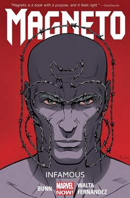 Magneto Vol 3 (Softcover) #1