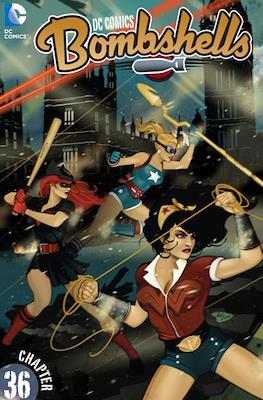 DC Comics: Bombshells (Digital) #36