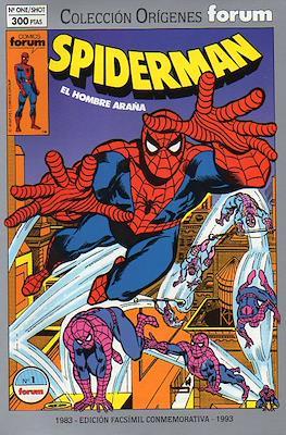 Colección Origenes forum: Spiderman (1993)