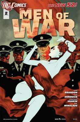 Men of War vol. 2 (2011-2012) (Digital) #2