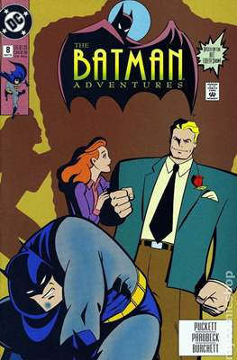 The Batman Adventures (Comic Book) #8