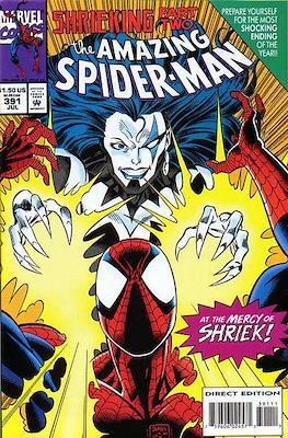 The Amazing Spider-Man Vol. 1 (1963-1998) (Comic-book) #391