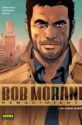 Bob Morane. Renacimiento #1