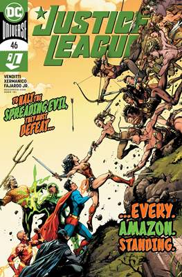 Justice League Vol. 4 (2018- ) #46