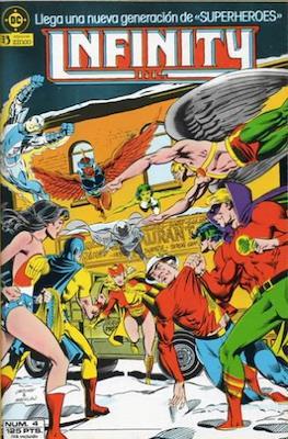 Infinity Inc. (1986-1988) (Grapa) #4