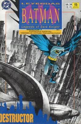 Leyendas de Batman. Legends of the Dark Knight #34