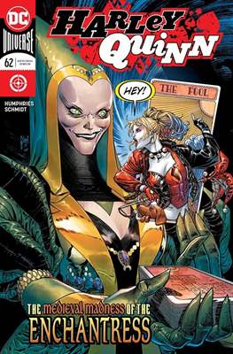 Harley Quinn Vol. 3 (2016-) (Comic book) #62