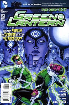 Green Lantern Vol. 5 (2011-2016) #7