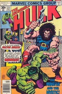 The Incredible Hulk Vol. 1 (1962-1999) (Comic Book) #211