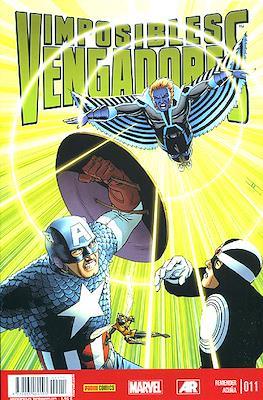 Imposibles Vengadores (2013-2018) (Grapa) #11
