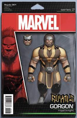 Royals (Variant Covers) #1.5