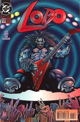 Lobo Vol. 2 (1993 - 1999 Grapa) #13