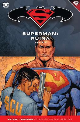 Batman y Superman. Colección Novelas Gráficas (Cartoné) #51