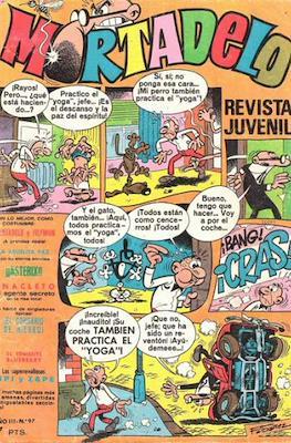 Mortadelo (1970) (Grapa) #97