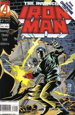 Iron Man Vol. 1 (1968-1996) #321