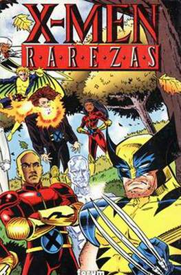 X-Men. Rarezas