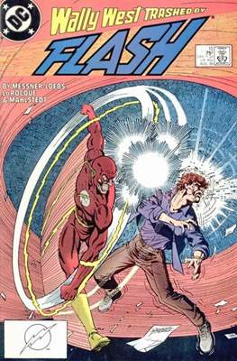 The Flash Vol. 2 (1987-2006) (Comic Book) #15