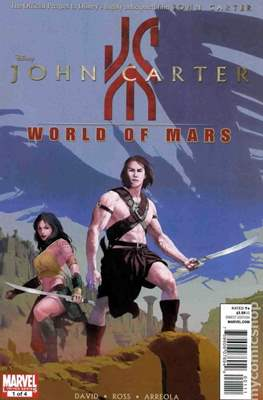 John Carter: World of Mars (2011 - 2012)