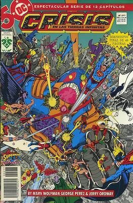 Supermán (1986-2001) (Grapa) #277