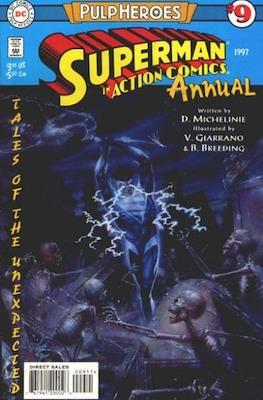 Action Comics Vol. 1 Annual (1987-2011) #9
