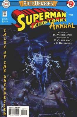 Action Comics Vol. 1 Annual (1987-2011) (Comic Book) #9