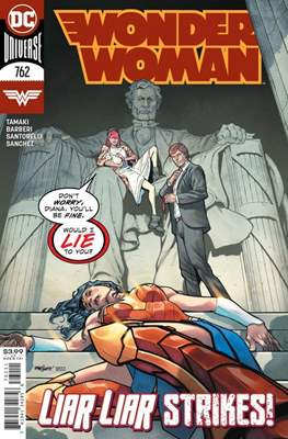 Wonder Woman Vol. 1 (1942-1986; 2020-) (Comic Book) #762