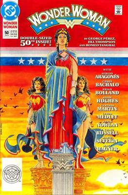 Wonder Woman Vol. 2 (1987-2006) (Comic Book) #50