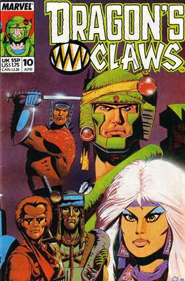 Dragon's Claws #10