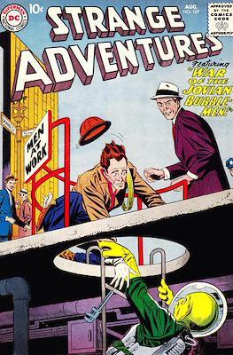 Strange Adventures (Comic Book) #107