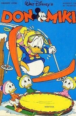 Don Miki (Rústica encolado 96-80 pp) #326