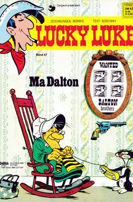 Lucky Luke (Softcover) #47