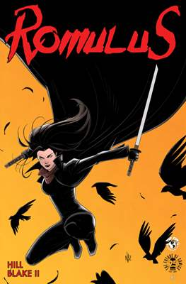 Romulus (Comic Book) #4
