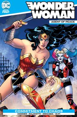Wonder Woman - Agent of Peace (Digital) #1