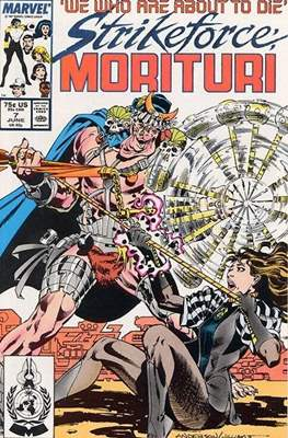 Strikeforce Morituri (Comic-book.) #7
