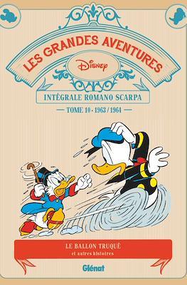 Les Grandes Aventures Disney - Intégrale Romano Scarpa #10