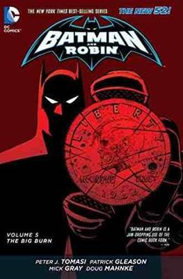 Batman and Robin Vol. 2 (2011-2015) (Siftciver) #5
