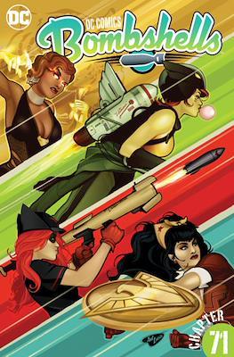DC Comics: Bombshells (Digital) #71
