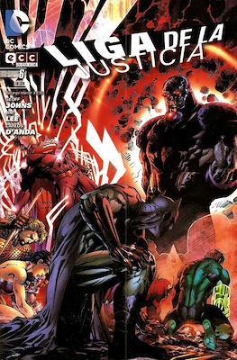 Liga de la Justicia #6