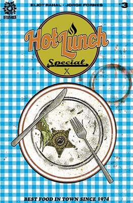 Hot Lunch Special (Comic Book) #3