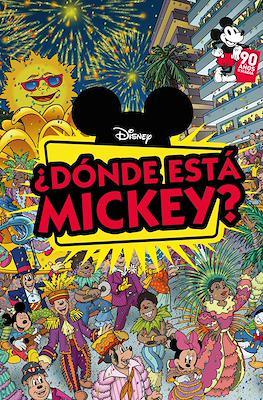 ¿Dónde está Mickey? (Cartoné 48 pp)